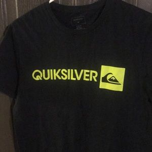 Quicksilver tee shirt